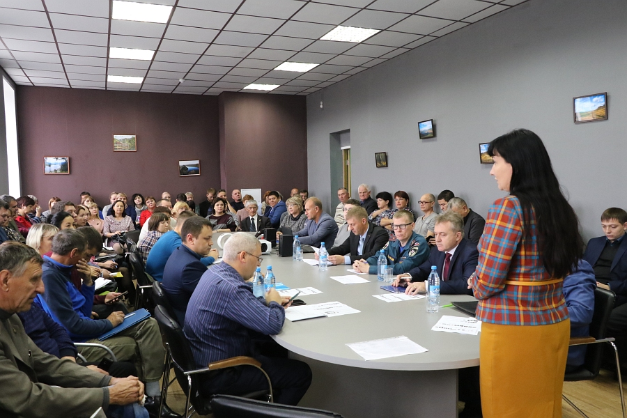 Педагоги со всей Хакасии встретились для обсуждения актуальных вопросов в сфере ОБЖ