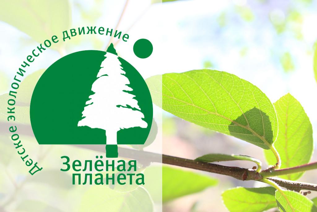 С 11 марта начинается прием работ на региональный этап  XIX Всероссийского детского экологического форума «Зелёная планета 2021»