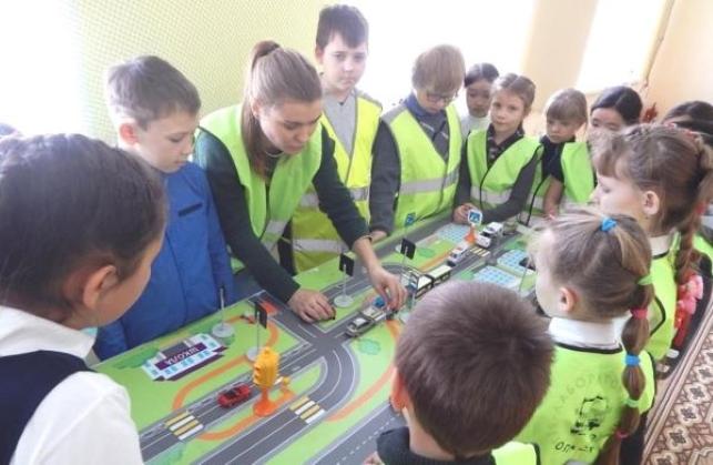 Лаборатория безопасности Хакасии побывала в Ширинском районе