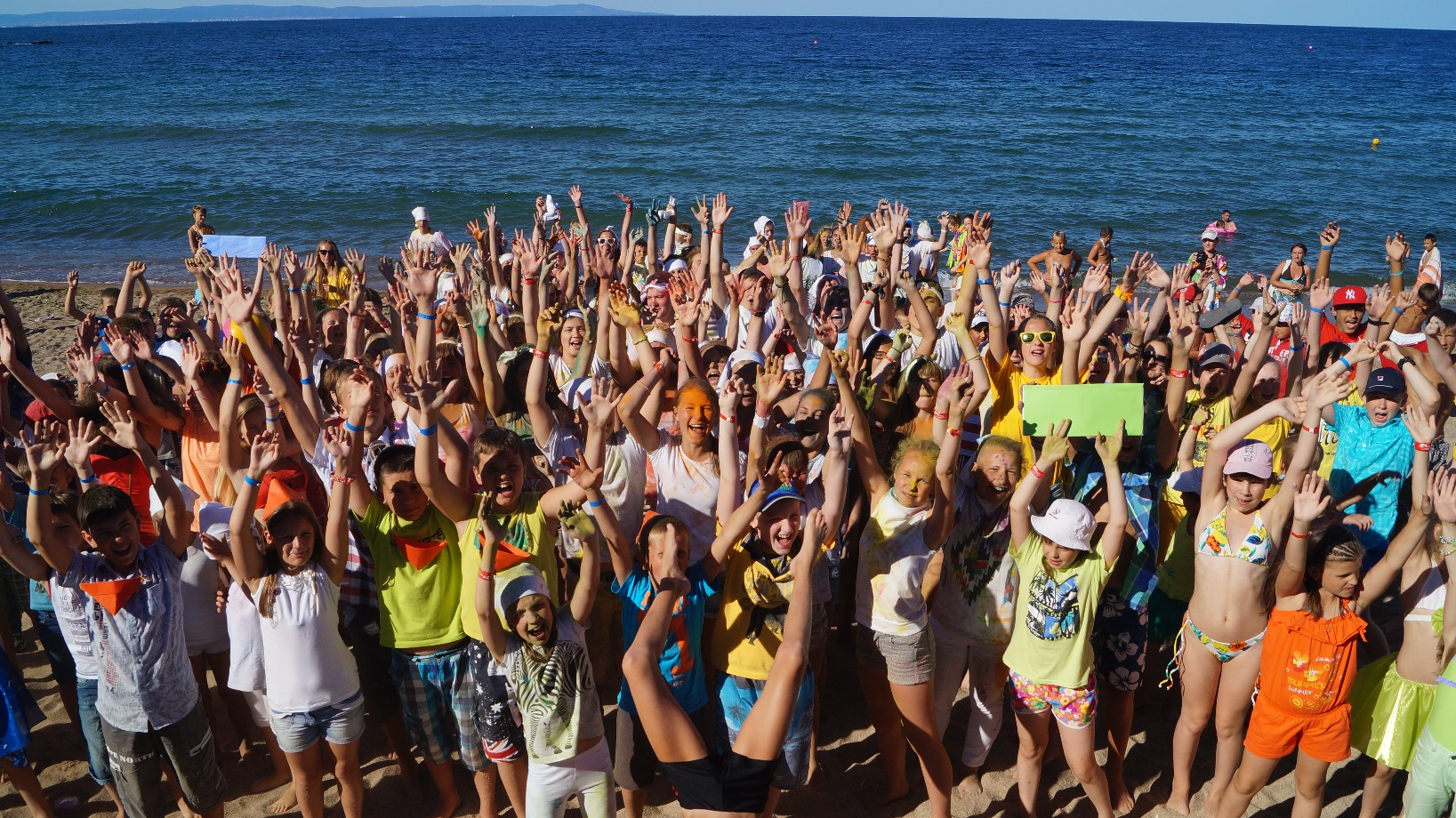 Школьники Хакасии могут получить путевки в «Артек», «Смена» и «Океан»