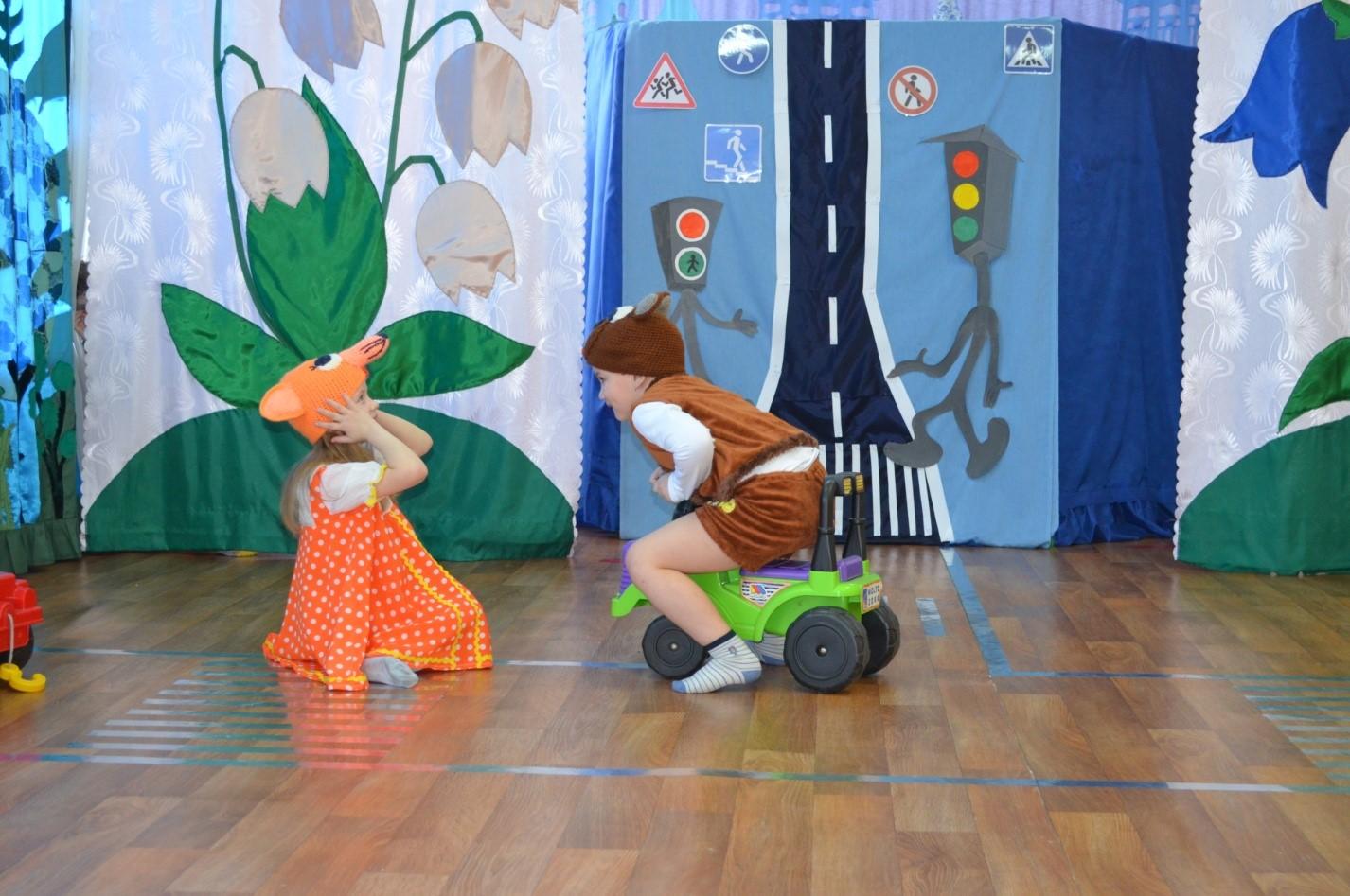 Итоги республиканского творческого конкурса для дошкольных образовательных организаций РХ  «Правила дорожного движения в сказках»