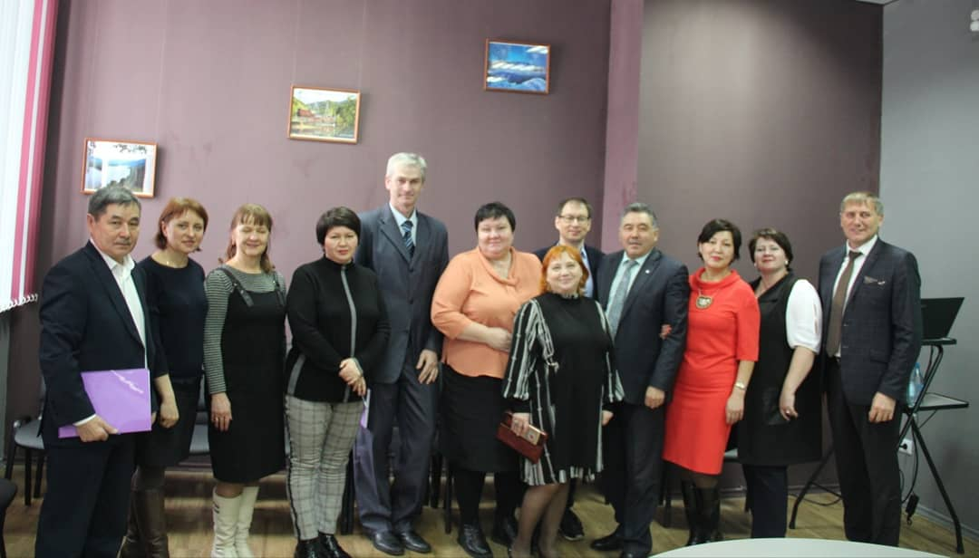 Прошла рабочая встреча по внедрению в Республике Хакасия Персонифицированного финансирования дополнительного образования
