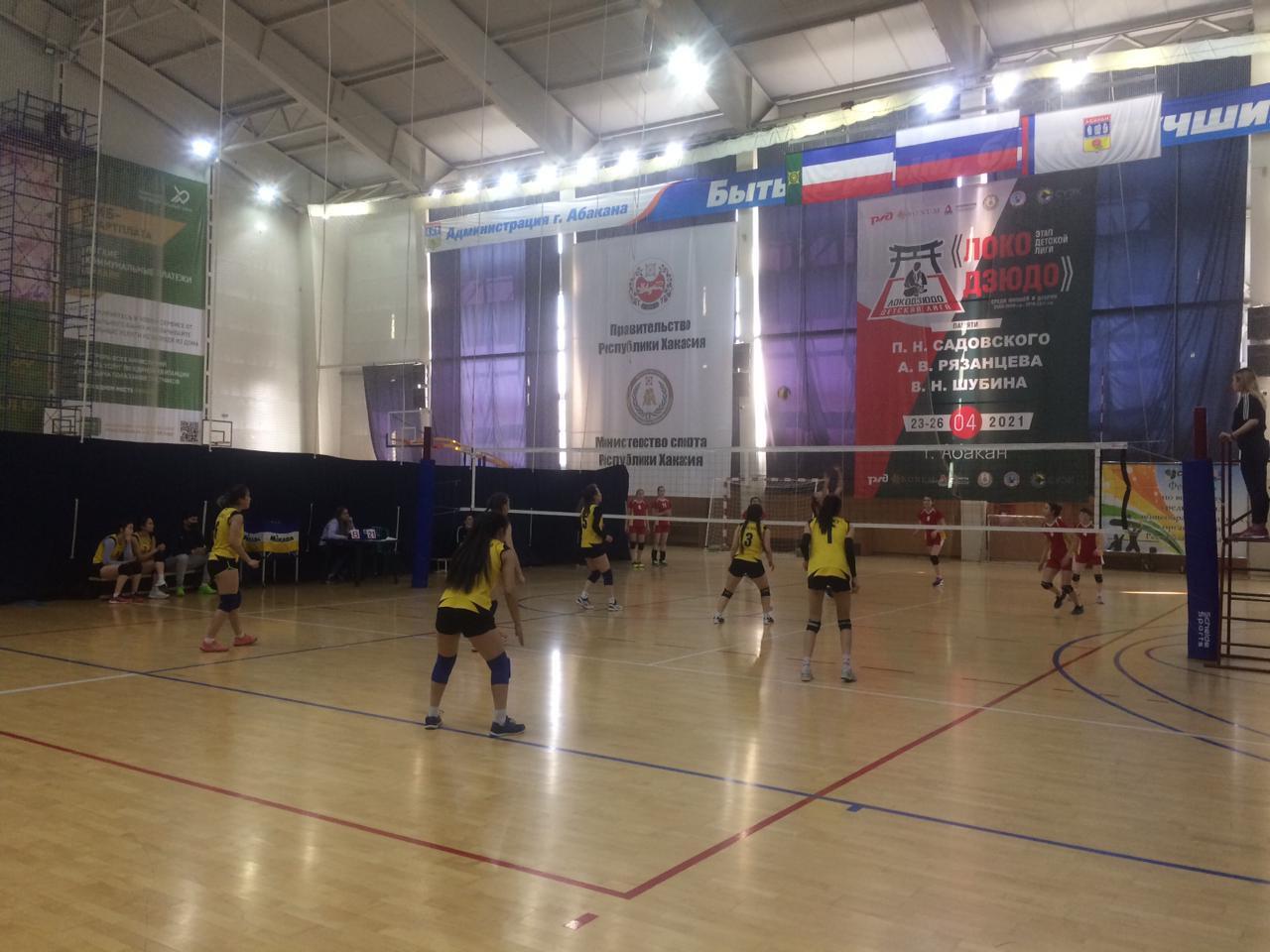 Прошел Зональный этап Республиканского Фестиваля по волейболу среди команд общеобразовательных организаций сезона – 2021