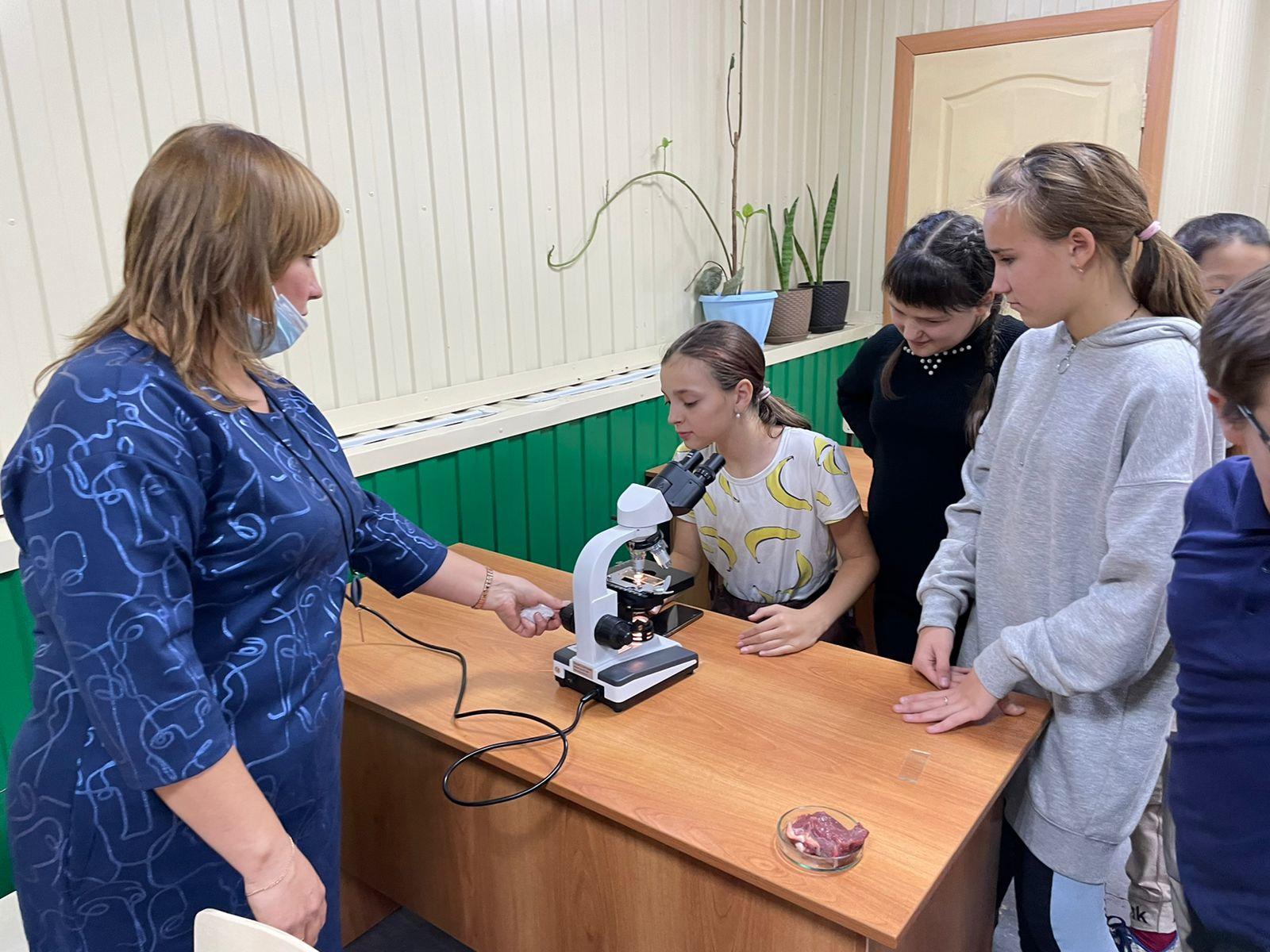В Хакасии в рамках проекта «Билет в будущее» начались профессиональные пробы для школьников