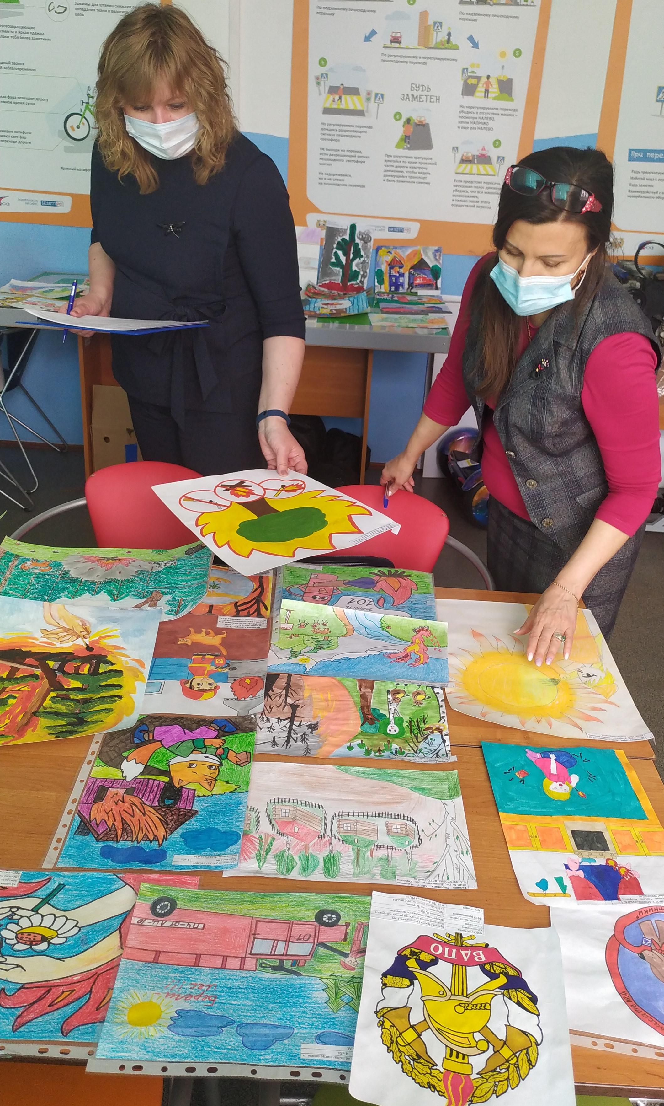 Итоги Республиканского этапа Всероссийского  конкурса детско-юношеского творчества по пожарной безопасности «Неопалимая купина»