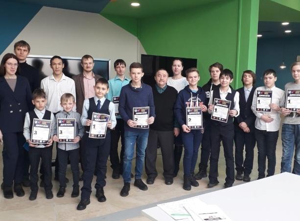 25 февраля 2020 года в Кванториуме прошел отборочный этап Всероссийских робототехнических соревнований «Инженерные Кадры России» сезона 2019-2020 года