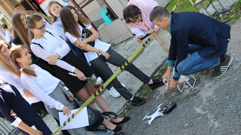 Педагоги мобильного технопарка «Кванториум» дали мастер-классы для школьников села Бея