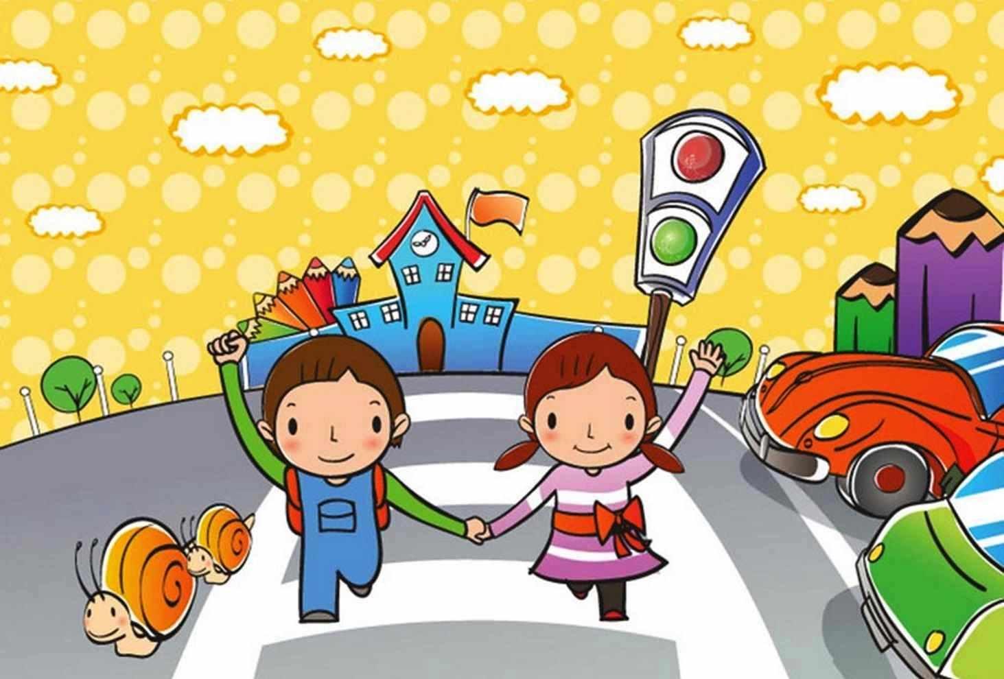 С 24 по 31 августа пройдет республиканская акция «Детям Хакасии- безопасные дороги»