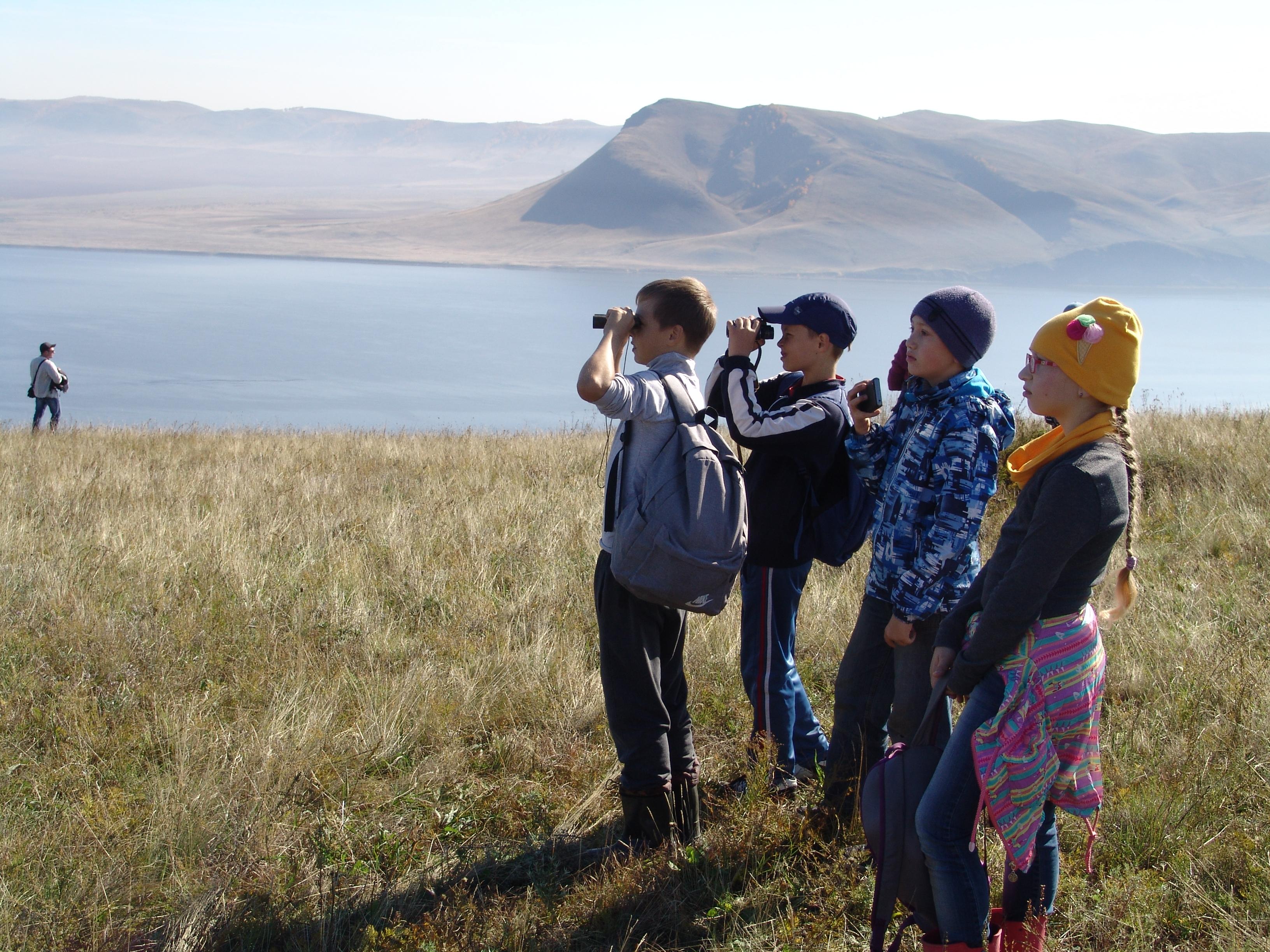 Юных натуралистов ждут в Республиканском центре дополнительного образования детей