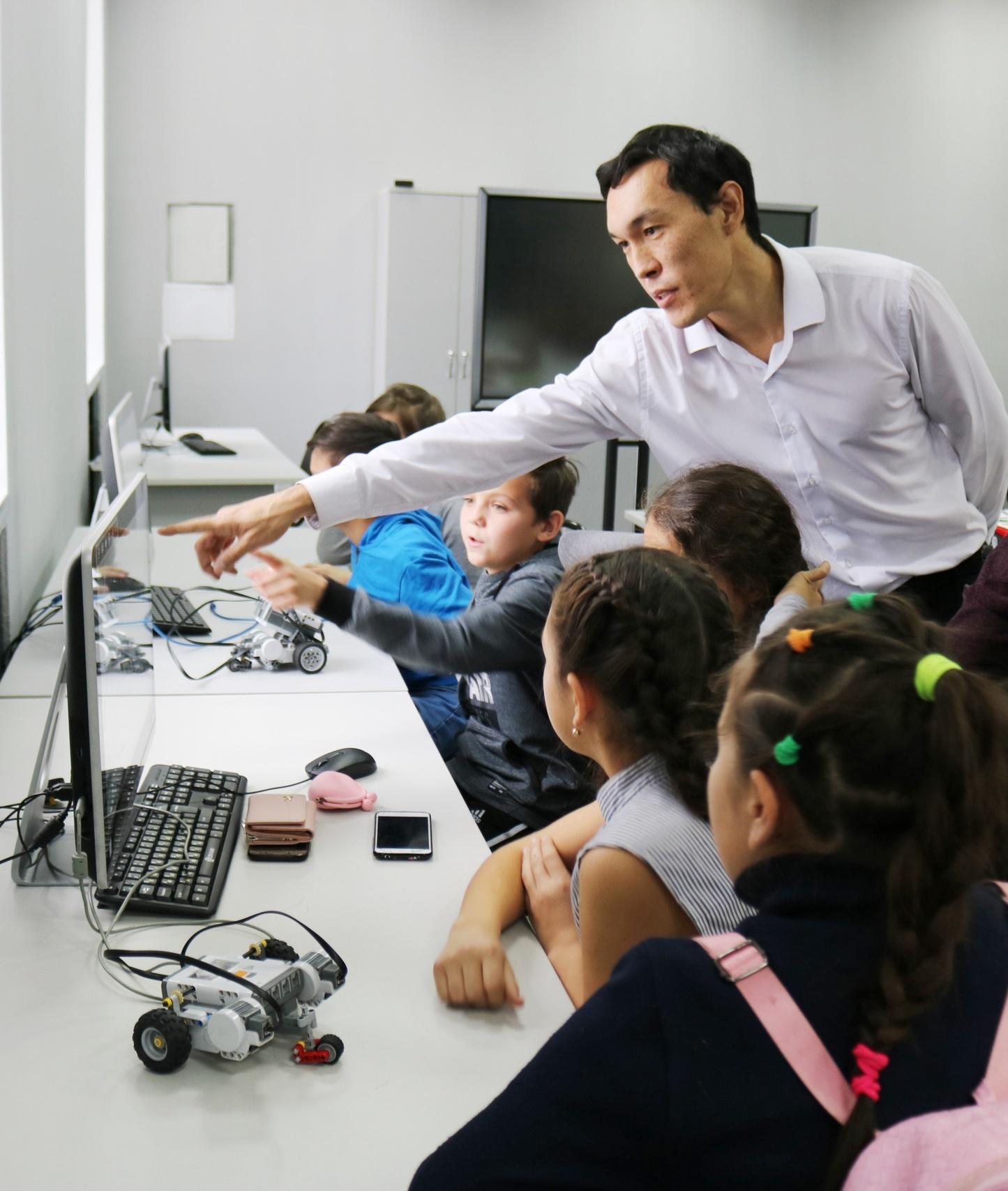 Робоквантум – одно из самых востребованных объединений детского технопарка «Кванториум «Хакасия»